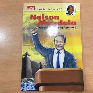 Seri tokoh dunia Nelson Mandela