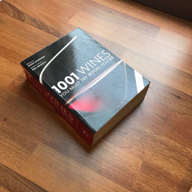 1001 Wines You Must Taste Before You Die