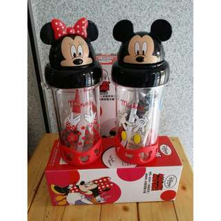 Mickey Minnie Tall Sipping Cup