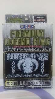 One piece Premium Legend Flag collectible items