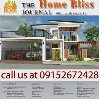 2 storey house and lot with gazebo