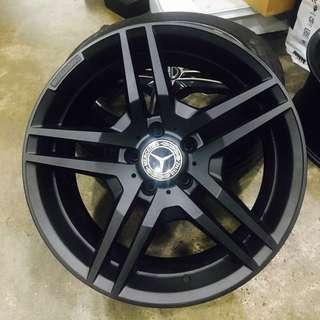 """18"""" Mercedes Designer Rim 5x112"""