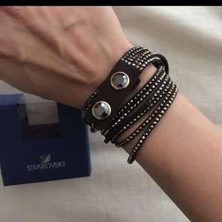 Genuine Swarovski Wrap Bracelet