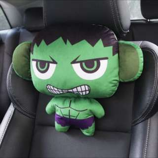 PO- Car Neck Cushion