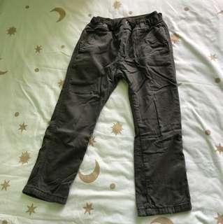 Uniqlo double layer warm pants