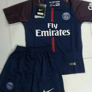 PSG kids jerseys
