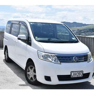 Nissan Serena 8 SEATER 2008, Excellent Condition