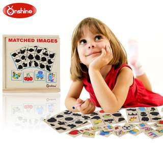 Education matching game (Matched Image)