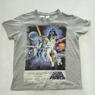 Star wars kid's t-shirts