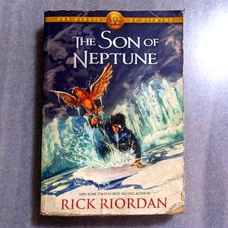 Percy Jackson : The Son of Neptune