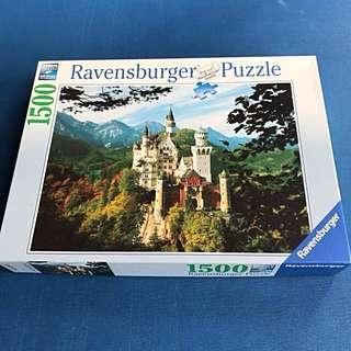 Ravensburger Puzzle 1500 pieces