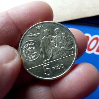 Ang Bagong Bayani,OFW Commemorative Coin