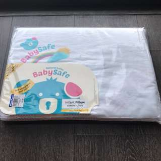 BN Babysafe Infant Pillow(6 months - 2 years)