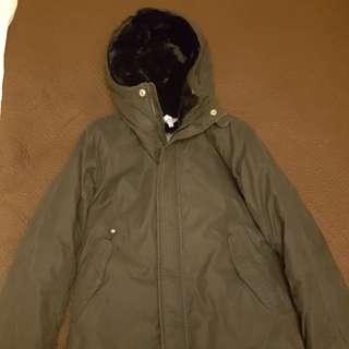 TNA Long Length Jacket