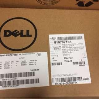 Dell 2TB 7.2K RPM NLSAS 12Gbps 512n 2.5in Hot-plug Hard Drive, Cus Kit