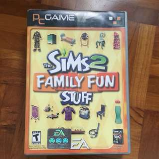 Sims 2 Family Fun Stuff Pack