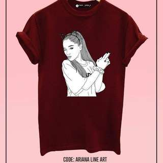 """""""ariana"""" any size, color and style"""