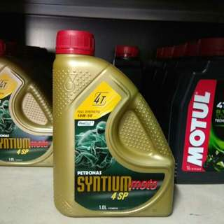 PETRONAS 4SP FULLY SYNTHETIC ENGINE OIL