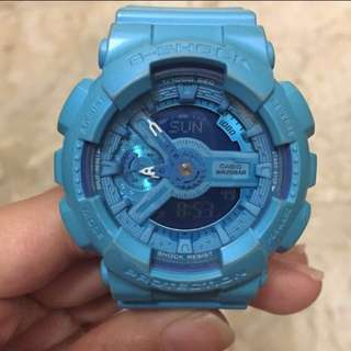 RE-PRICED: Casio G-Shock Ladies' Watch (-1000php)