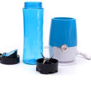 Shake n Take warna biru free 1 botol blender