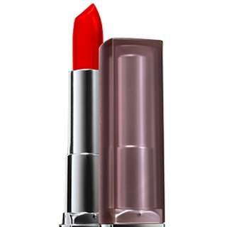 [NEW] Color Sensational Creamy Matte in Siren in Scarlet Lipstick