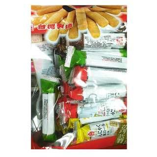 🚚 台灣 泰國捲餅乾
