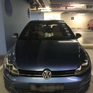 Volkswagen Golf 1.4 Auto TSI DSG EQP