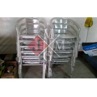 Aluminium Chair and table RESTAURANT & Fast Food Supply