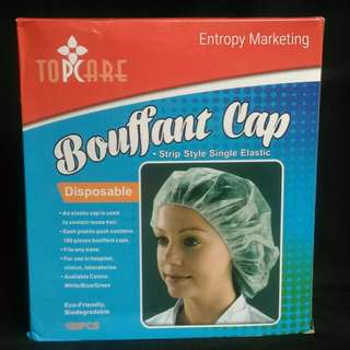 Bouffant Head Cap