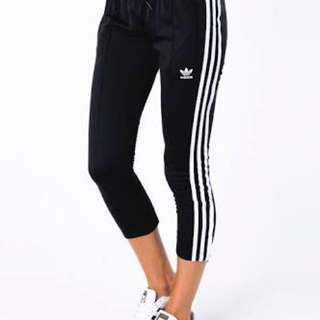 Adidas cigarette 3/4 pants