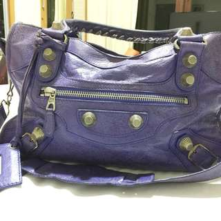 Preloved Balenciaga City Bag