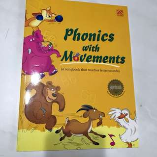 Phonics with Movements