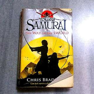 Young Samurai : The way of the sword