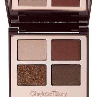 "Charlotte Tilbury ""dolce vita"" palette"