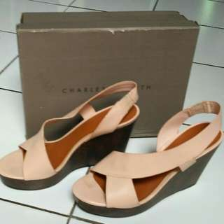 """Pink shoes """"Charles & Keith"""""""