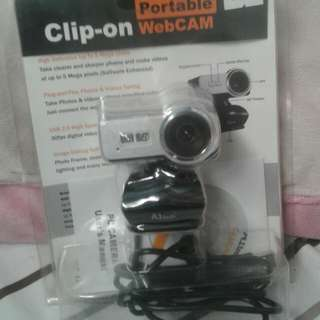 portable webcam