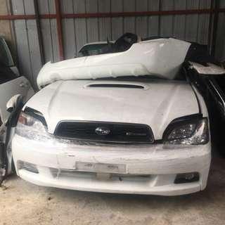 Subaru legacy bh5 & forester sg5