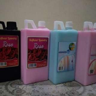 Softener pencuci pakaian tersedia 4 macam