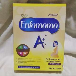 Enfamama A+ Chocolate 350gms Nutritional Powdered Drink For Pregnant and Lactating Women