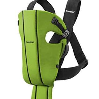 Baby Bjorn Green Spirit Original