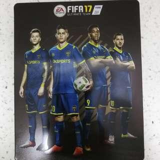 Fifa 17 PS4 Metal Box collector edition