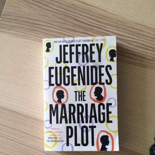 The Marriage Plot Jeffrey Eugenides