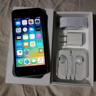 iPhone 5s 16gb - OpenLine via Gpp LTE any sim pwede