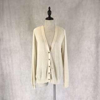 Linen Cotton Cardigan *COMPANY SAMPLE