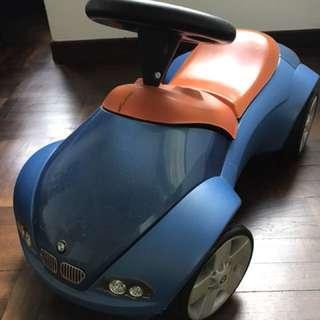 BMW Baby /toddler car racer (like Bobby car)