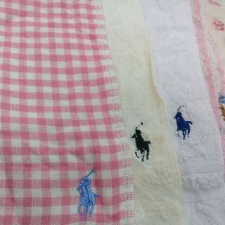 Polo ralph lauren pony face towel