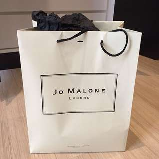 JO MALONE Large Paper Bag