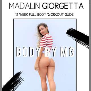 BodybyMG Fitness Guide