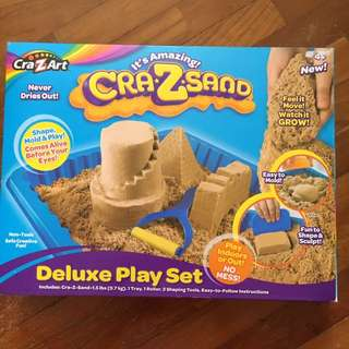 Cra*Z*Sand
