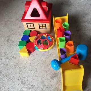 Assorted Toys (Bundle Deal)